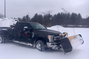 Snow removal and other services